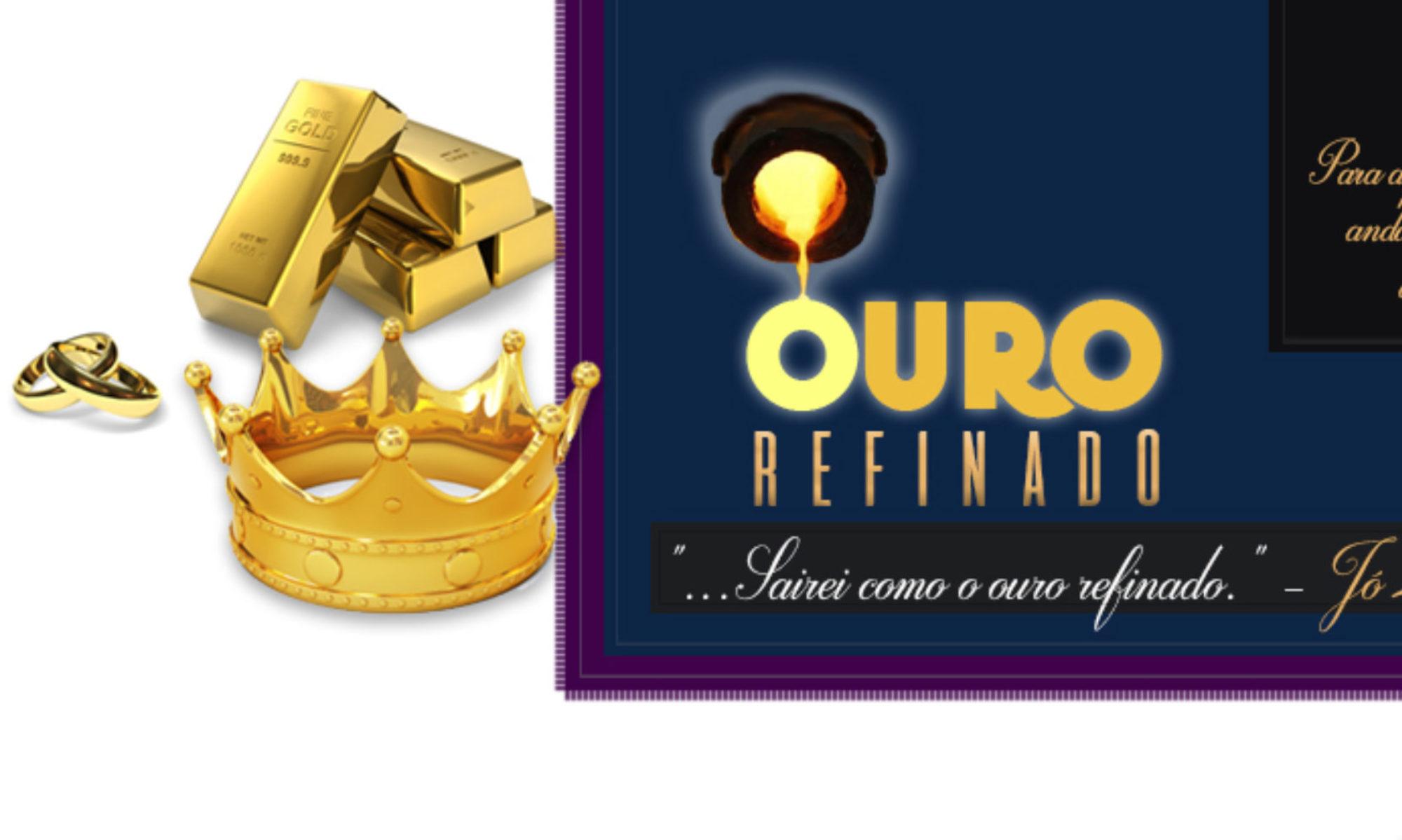 Ouro Refinado